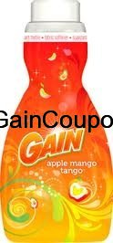 gain fabric softener apple mango tango