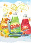 gain coupons dish soap